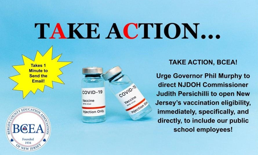 bcea take action vaccine